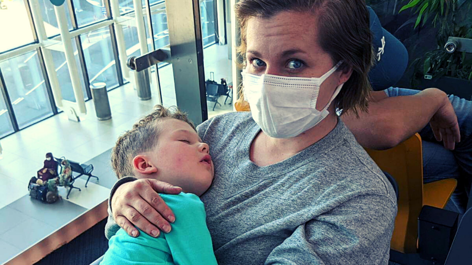 Global Travel with a Toddler: A Long Layover