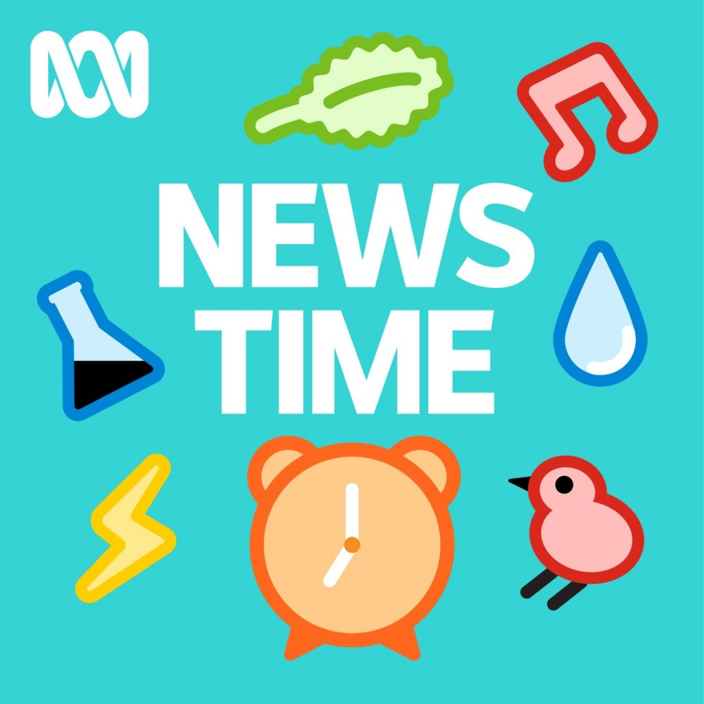 News Time is one podcast for kids.