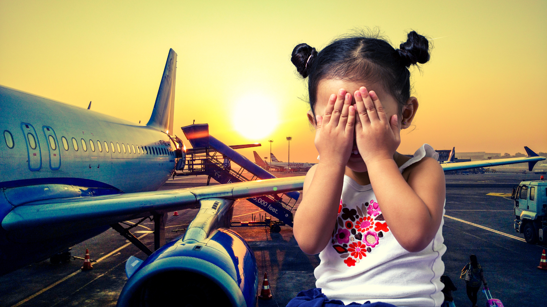 Global Travel with a Toddler: Pre-Departure
